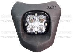 Фара LED AVT extreme 2.0 KTM EXC/F 14-20 (пластик / рамка черная)