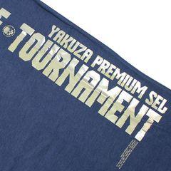 Футболка голубая Yakuza Premium 3005