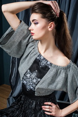 Марго. Блуза женская. BL-4348