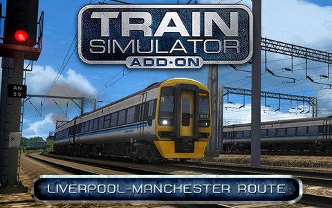 Train Simulator: Liverpool-Manchester Route Add-On (для ПК, цифровой ключ)
