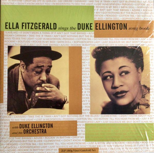 FITZGERALD, ELLA: Sings The Duke Ellington Songbook