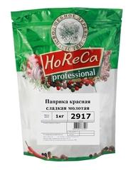 Паприка красная сладкая (молотая) ВД HORECA в ДОЙ-паке 1кг
