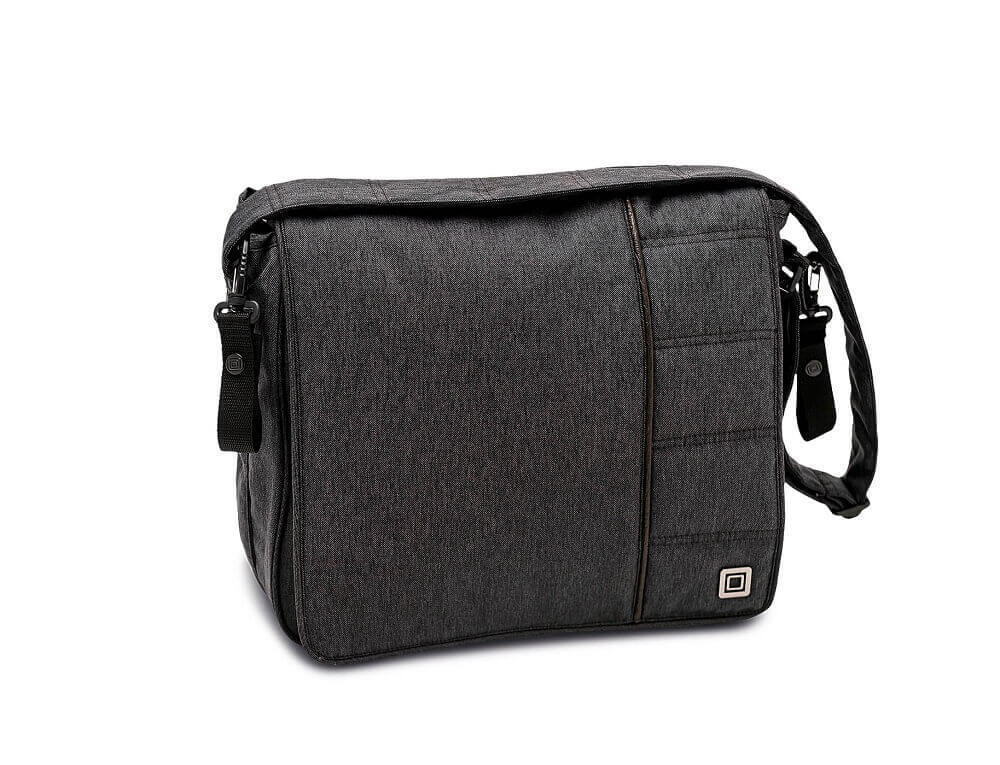 Сумки для коляски Moon Сумка для коляски Messenger Bag Coffee Cream (000) 2018 Messenger_Bag-65000042-000-COFFEE-CREAM.jpg