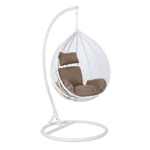 Подвесное кресло Guava White