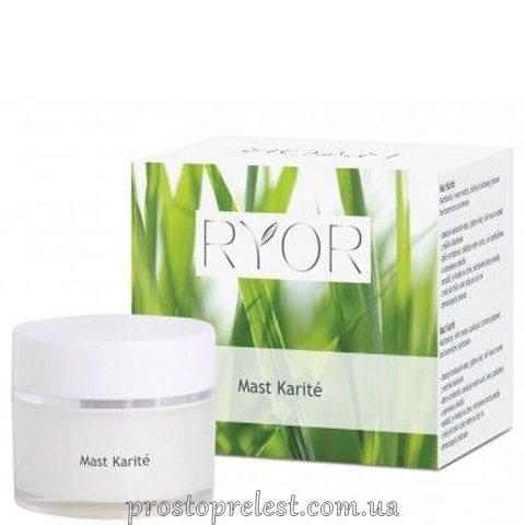 Ryor Cream Mast Karite - Крем лікувальний