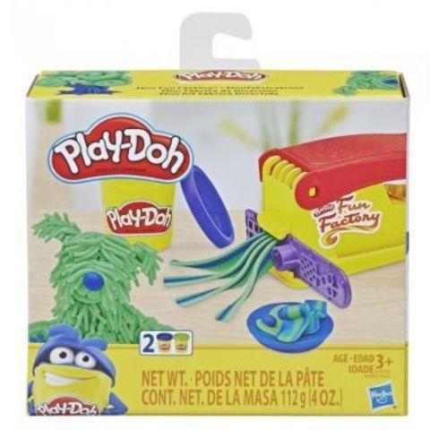 Игровой набор PLAY-DOH + пластилин 2 цвета