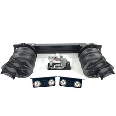 Iveco Daily 65-70-75C пневмоподвеска задней оси + система управления 4 контура (без ресивера)