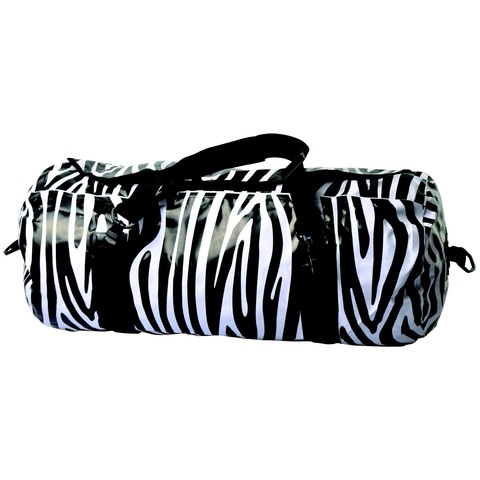 Гермосумка AceCamp Duffel Dry Bag 40 zebra