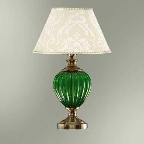 Настольная лампа с абажуром 33-402.56/85542 ПАЛЬМИРА