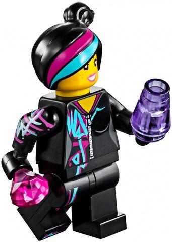 LEGO Movie 2: Строительный чемоданчик Дикарки 70833 — Lucy's Builder Box! — Лего Муви Фильм