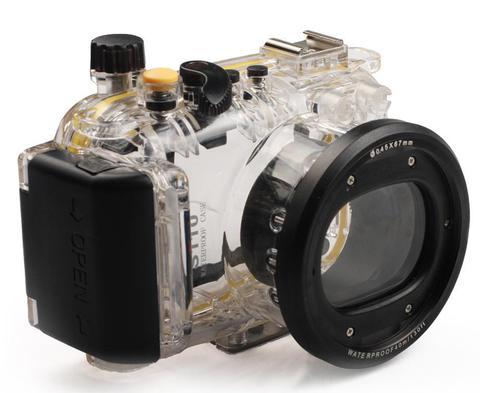 Canon S110 бокс подводный (аквабокс) Jnt Canon WP-DC47 40m
