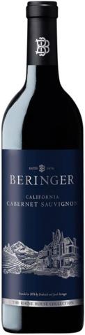Beringer California Cabernet Sauvignon the Rhine House