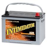 Аккумулятор Deka INTIMIDATOR 9A34M  ( 12V 75Ah / 12В 75Ач ) - фотография