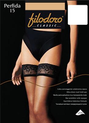 Чулки Filodoro Classic Perfida Auto 15