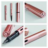 Перьевая ручка Lamy Lux 076 розовое золото (4031505)