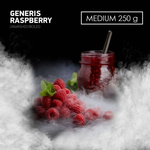 Табак Dark Side MEDIUM Generis Raspberry 250 г