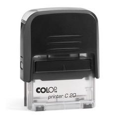 Оснастка для штампов автоматическая Colop Pr. C20 14x38 мм