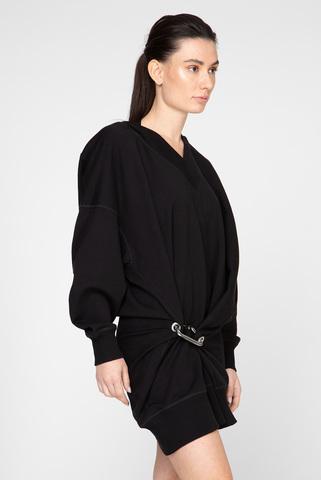 Женское черное платье D-KESAR-A Diesel