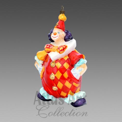 Клоун выверни карманы