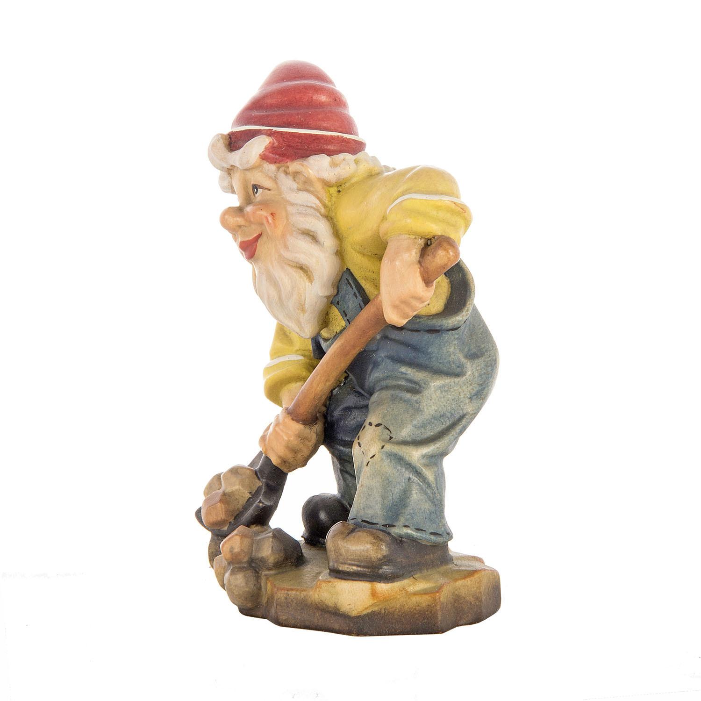 Домовой гном-шахтер