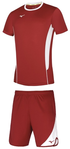Форма волейбольная MIZUNO Authentic High Kyu Tee- Myou Short V2EB7001(62) V2EA7002(62)