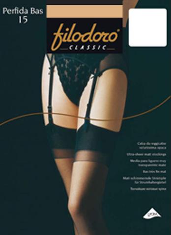 Чулки Filodoro Classic Perfida Bas 15