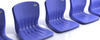 Кресло пластиковое стадионное (тип 2).