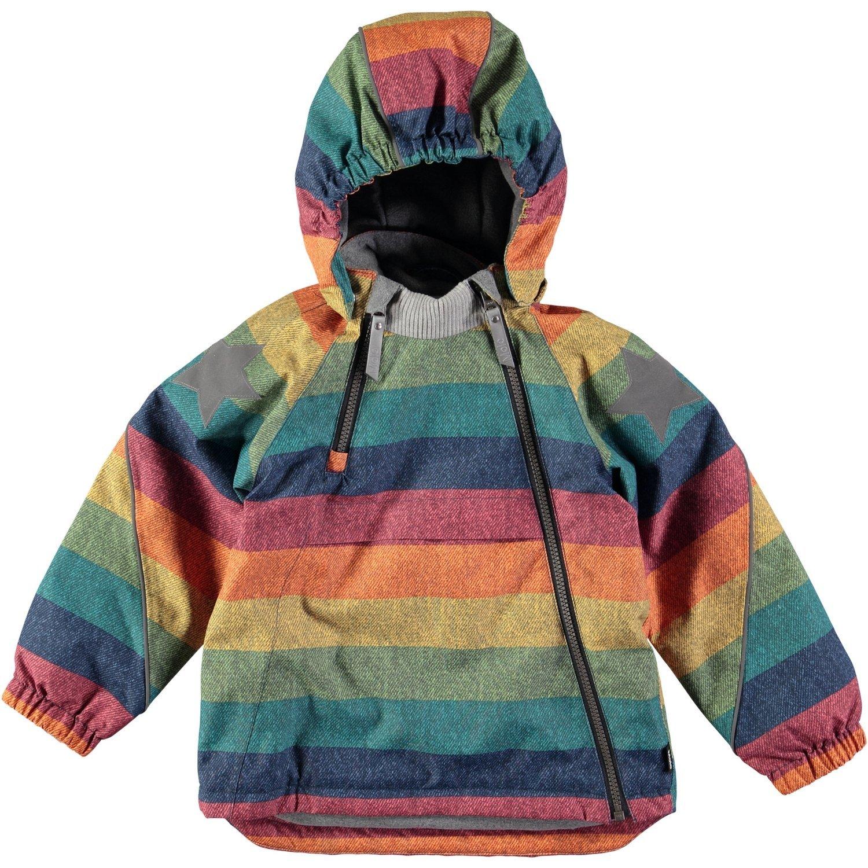 Molo Hopla Denim Rainbow