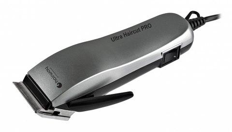 Машинка для стрижки Hairway Ultra Haircut Pro, 0,9-2 мм, сетевая, 4 насадки