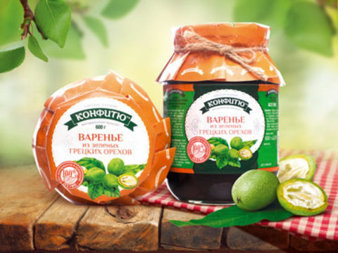 Варенье «Зеленые грецкие орехи»™Царство Ароматов