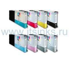 Комплект из 8 картриджей для Epson 4800/4880 8x220 мл