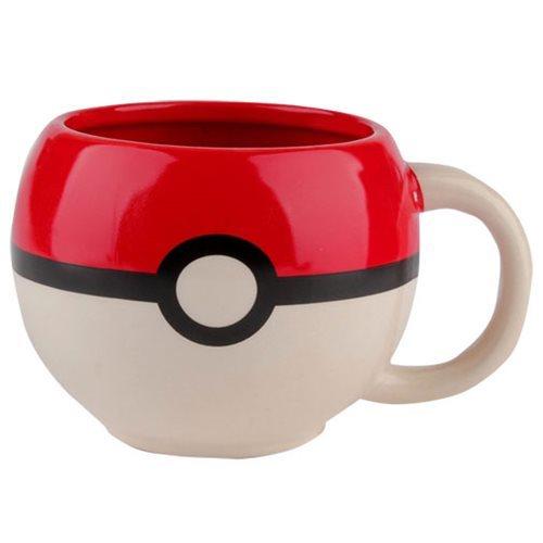 Покемон Кружка керамическая Покебол — Pokemon Pokeball Cup