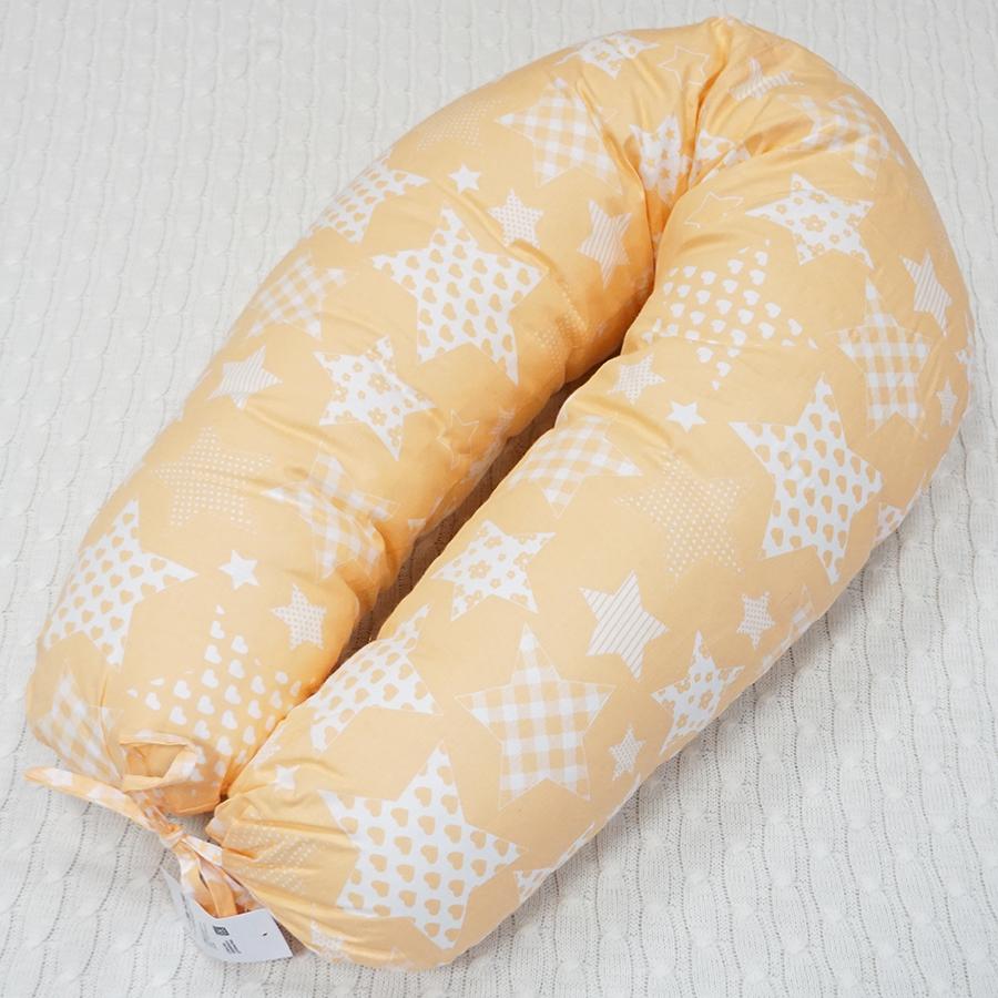 Подушки для беременных и кормящих Подушка для кормления Farla V195 Звезды с комфорелью DSC098235.png
