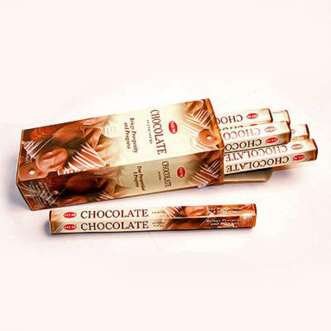 Благовония HEM Шоколад (20 шт)