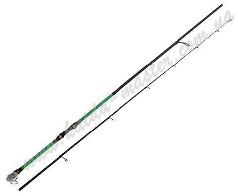 Спиннинг Kaida Mangust 2,4 метра, тест 3-15 гр