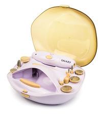 Набор для маникюра и педикюра GALAXY GL4910