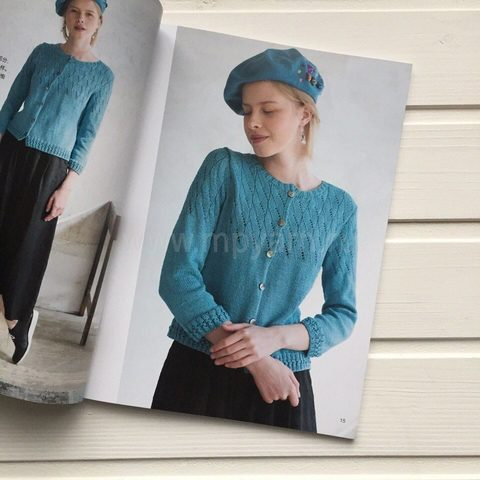 Журнал Let's knit series 7
