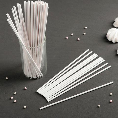 Палочки для кондитерских изделий 15см, 50шт