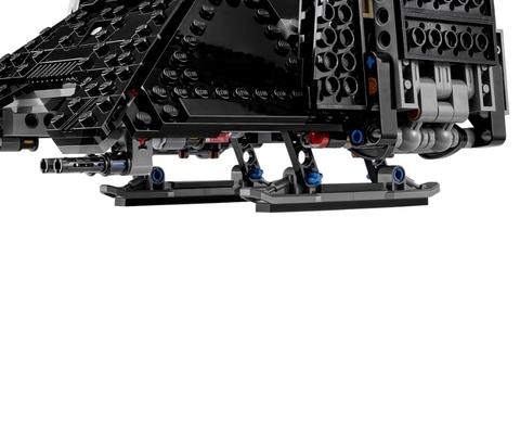LEGO Star Wars: Имперский шаттл Кренника 75156 — Krennic's Imperial Shuttle — Лего Звездные войны Стар Ворз