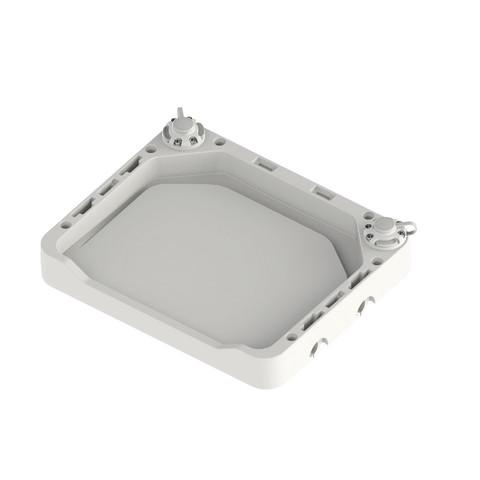 Стол модульный Tm450, белый