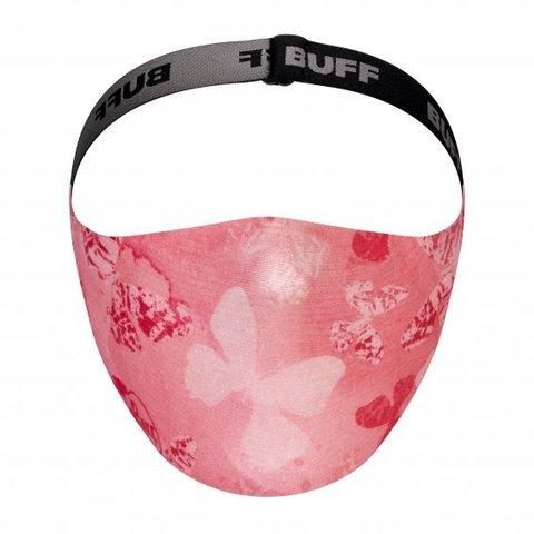 Маска защитная детская Buff Mask Nympha Pink фото 1