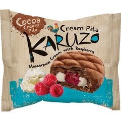 Karuzo Mascarpone Cream with Raspberry Маскарпоне с малиной 62 гр