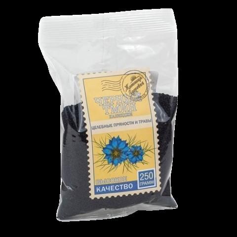 Семена черного тмина (калинджи) ЖИТНИЦА ЗДОРОВЬЯ, 250 гр