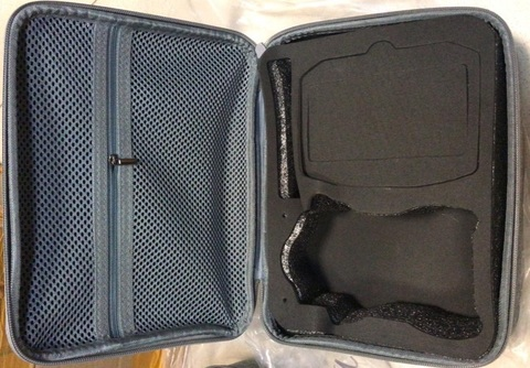 Кейс для квадрокоптера DJI Air 2 серый размер M