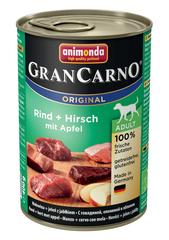 Консервы Animonda Gran Carno Original Adult c говядиной, олениной и яблоком для взрослых собак