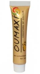 Краска акриловая OUMAXI 12 мл золото