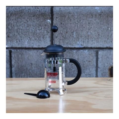 Френч-пресс Bodum Caffettiera (0,35 литра), черный