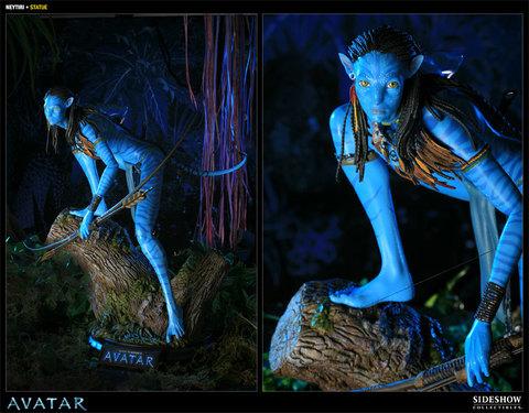 Аватар статуэтка Нейтири