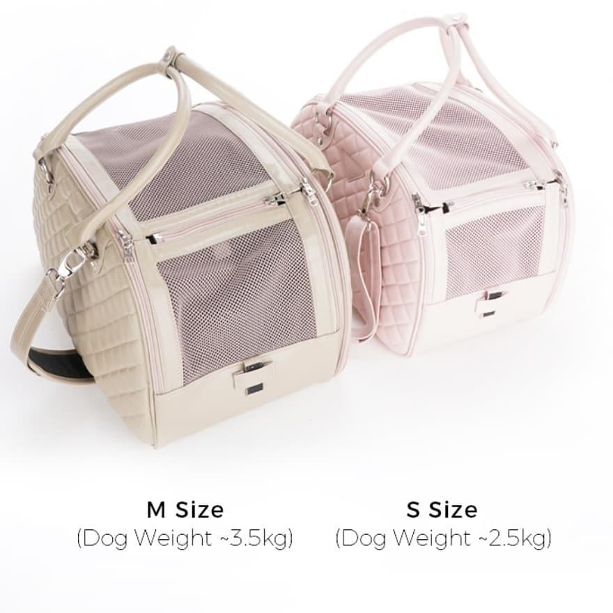 размер переноски для собак в самолет