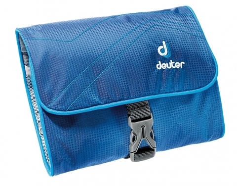 Картинка несессер Deuter Wash Bag I midnight-turquoise - 1